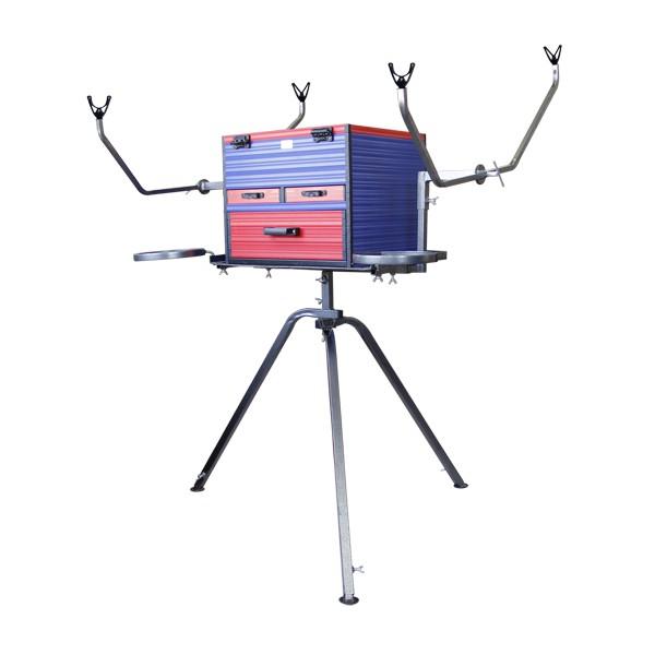 Muti Box Tripod Stand Deluxe – Solomons Tackle