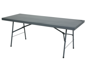 6FT STEEL TABLE
