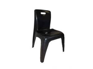 ROCKY CHAIR BLACK