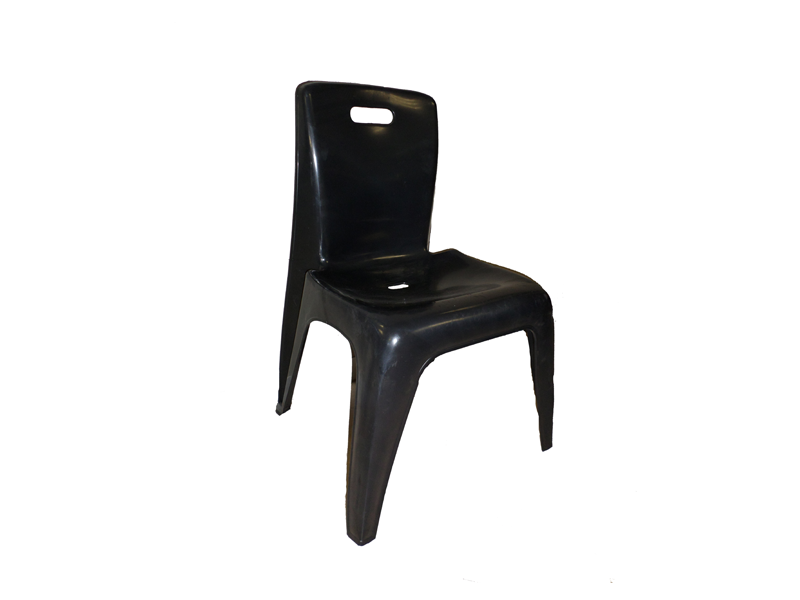 ROCKY CHAIR BLACK Solomons Tackle