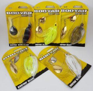 Spinner bait assorted 3/8 oz