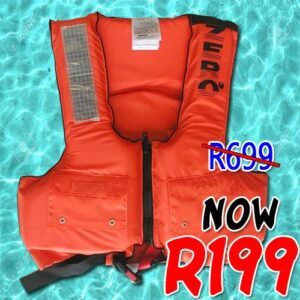 Junior life jacket