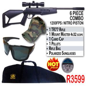air rifle combo